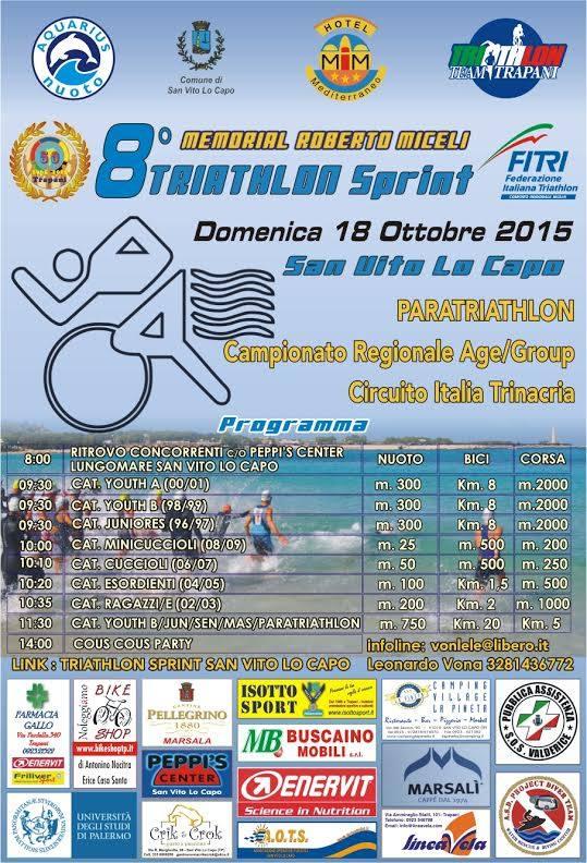Fitri Calendario Gare.B B San Vito Lo Capo La Spiaggia Piu Bella D Italia